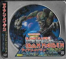 IRON MAIDEN - Final Frontier Limited MISSION EDITION JAPAN CD OBI TOCP-66966