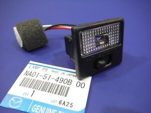 Miatamecca New Interior Courtesy Dash Lamp Light 90-97 Miata NA0151490B00  OEM