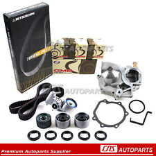 HNBR Timing Belt Water Pump Kit For 06-12 Subaru Forester Impreza 2.5L SOHC EJ25