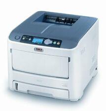 OKI ES6410 - Profi LED Farblaserdrucker mit Netzwerk & Duplex - Formate A4 A5 A6
