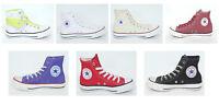 Neu All Star Converse Chucks Hi Leinen Herren Sneaker viele Farben Modelle