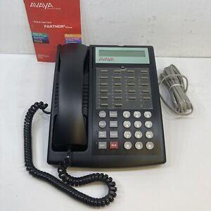 Avaya Partner 18D Series 1 7311H14G 003 108883257 Black Phone New Out Of Box