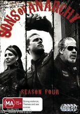 Sons Of Anarchy SEASON 4 : NEW DVD