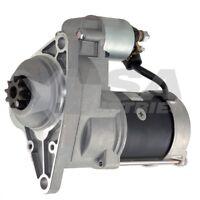 Starter Motor-VIN: 6 USA Ind S2801 Reman