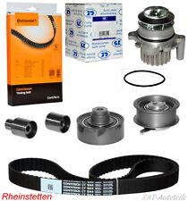 Conti Z.Riemen+4xRolle+GK Wasserpumpe A3 (8L1) 1.9 TDI 66 KW 81 KW 09.96 - 05.03