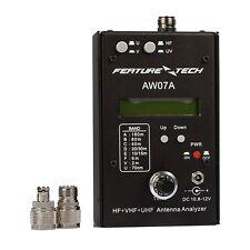 DIY AW07A HF/VHF/UHF 160M Impedance SWR Antenna Analyzer For Ham Radio N1J4