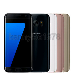 Samsung Galaxy S7 Edge G935A 5.5'' 32GB 12.0MP 4G LTE GSM Unlocked At&t T-Mobile