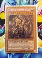 Yu-Gi-Oh! Der Geflügelte Drache Von Ra PGLD-DE031 Deutsch! TOP Zustand! Götter!
