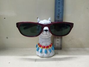Alpaca Eye Glass Holder