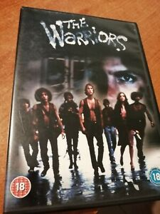 DVD I Guerrieri Della Notte (Warriors) lingua inglese