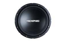 "MEMPHIS SRX10D4 10"" SUB 400W MAX DUAL 4-OHM CAR AUDIO SUBWOOFER BASS SPEAKER NEW"