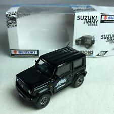 1/64 BM Creations Junior Suzuki Jimny JB74 Sierra Black HK Toy Festival Special