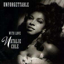 Audio CD - Pop - Unforgettable: With Love by Natalie Cole - Route 66 - Mona Lisa