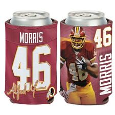 Washington Redskins Wincraft #46 Alfred Morris 12oz Can Coolie Free Ship