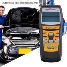KW825 EOBD CAN OBDII OBD2 Car Code Reader Diagnostic Scan Tool Fault Scanner