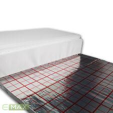 5m² Rolljet mit 30mm Unterdämmung, Dämmmatte, Tackermatte für Fußbodenheizung