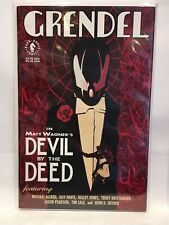 Grendel: Devil By The Deed #1 NM- 1st Print Dark Horse Comics