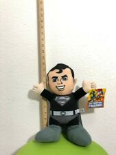 New Dc Comics Super Friends Superman Black Costume Doll Toy Factory 13� Nwt