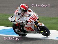 Marco Simoncelli San Carlo Honda Gresini Moto GP Season 2011 Photograph 4