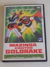 DVD MAZINGA CONTRO GOLDRAKE - STORMOVIE 2006 - A8