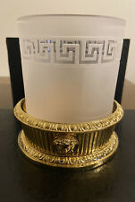 Versace Medusa I Classici Gold Toothbrush Holder Zahnbürsten Halter