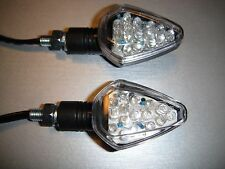 2X LED BENELLI Tornado Tre 900/903 RS,750 Sei Black STAR Bike Turn signal