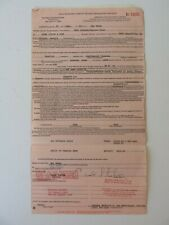 Candi Staton Band DUAL Signed 9-21-73 Live Performance Concert Contract & Rider