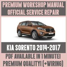 kia car service repair manuals ebay. Black Bedroom Furniture Sets. Home Design Ideas