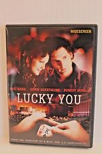 Lucky You (DVD, 2007) Eric Bana & Drew Barrymore DVD Movie