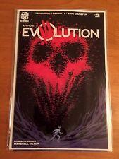 ANIMOSITY EVOLUTION #2 Aftershock Comics 2017 NM+