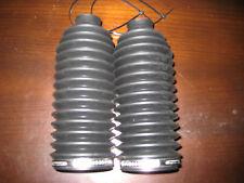 Set of 2 Rack and Pinion Boot - Bellow Trailblazer Envoy SSR Ascender 9-7X #012