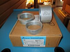 Cooper Crouse Hinds  195  2 Inch  3 Piece. coupling  93NA  Price is for 1 unit!