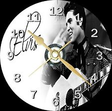 Elvis Presley Novelty Cd Clock Can be personalised