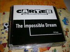 CDPunk Carter USM Impossible Dream 1T Promo CHRYSALIS