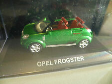 OPEL FROGSTER CONCEPT CAR ~  NEUF