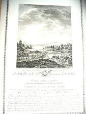 RETORNO DEL GANADO - 1786 PALAIS ROYAL - VANDER NEER - HOLANDA