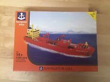 BNIB, Bright Bricks Navigator Atlas Lego Model, Collector Model, 1260 Pieces