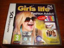 Girls Life Fashion Addict DS.
