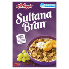 Kellogg's Sultana Bran High Fibre Breakfast Cereal 420g