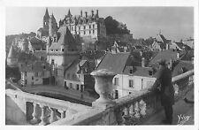 BF5383 chateau royal et la porte des c chateau de loches france     France