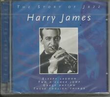 HARRY JAMES - Story of Jazz (2002) CD