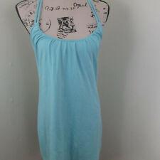 Victoria Secret Tank Dress Small Blue Cover Up