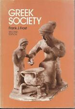 Greek Society by Frank J. Frost.  2nd Edition (1980)
