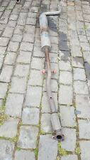 VAUXHALL MERIVA B PETROL EXHAUST   COLLECT ONLY.
