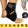Ankle Support Strap Compression Wrap Bandage Brace Neoprene Sports Foot Protect