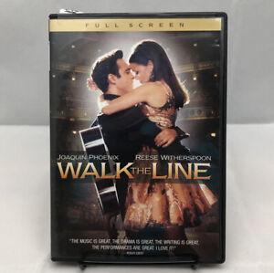 Walk the Line (DVD, 2007, Full Screen)
