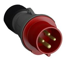 16A STRAIGHT PLUG 3P+E 380-415V - ABB IP44 - 316EP6