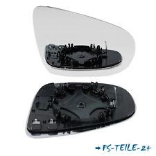 Spiegelglas für VW TOURAN 2010-2014  rechts sphärisch beifahrerseite