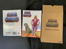 Super7 Prince Adam MOTU Classics HE-MAN Filmation Masters Of Universe BOX ONLY