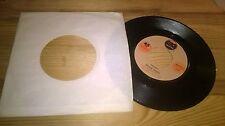 "7"" Rock Foghat - Nightshift / Drivin' Wheel BEARSVILLE REC - disc only -"